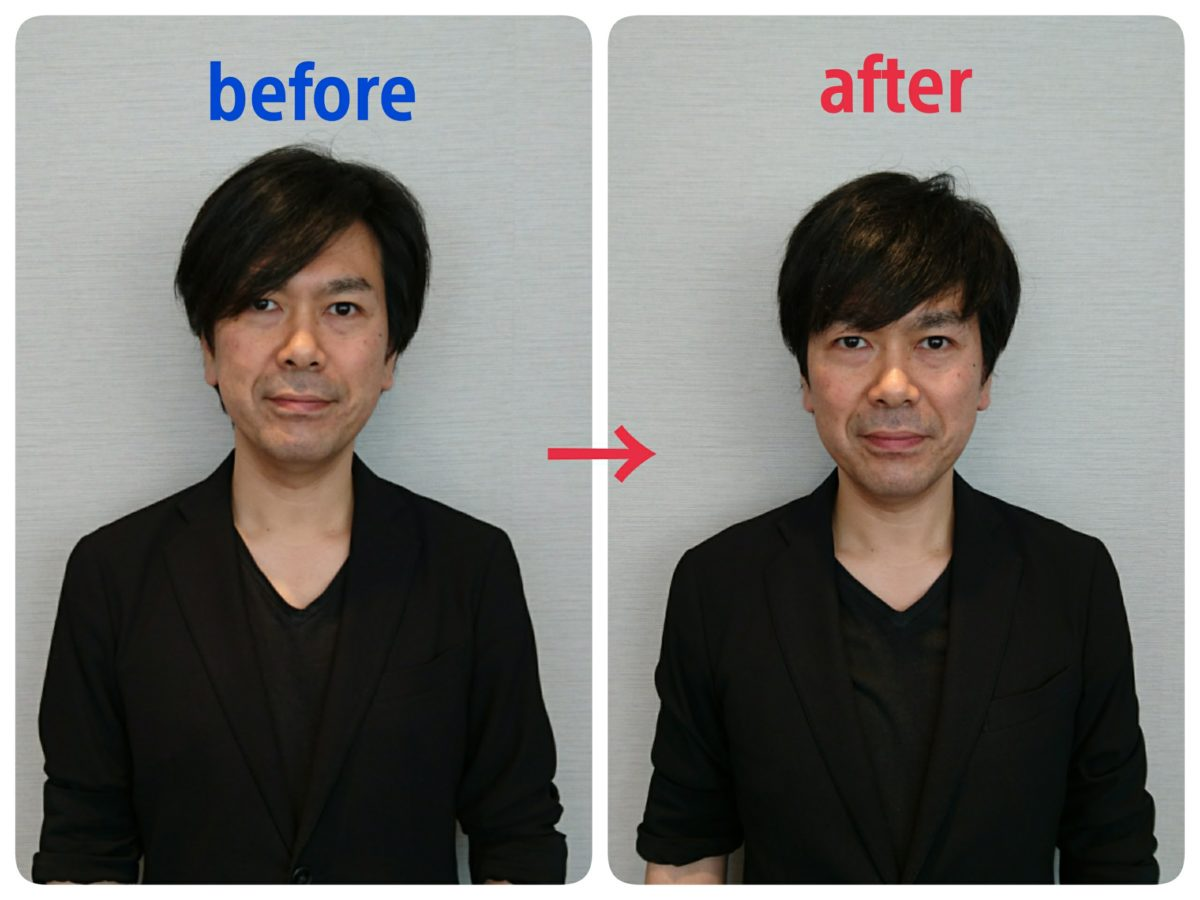 美容師 宮崎様 神奈川県(40代)