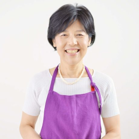 ビジュアルアイデンティティプログラム ビジュアル戦略 料理家 事例 野村佳子 プロフィール写真