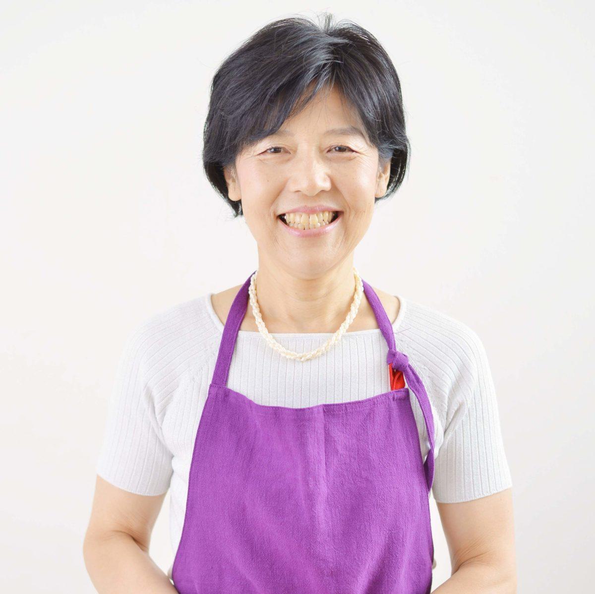 野村佳子様 料理家 50代 横浜市